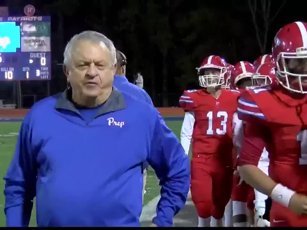 Jackson Prep football coach, wife in hospital after COVID diagnosis