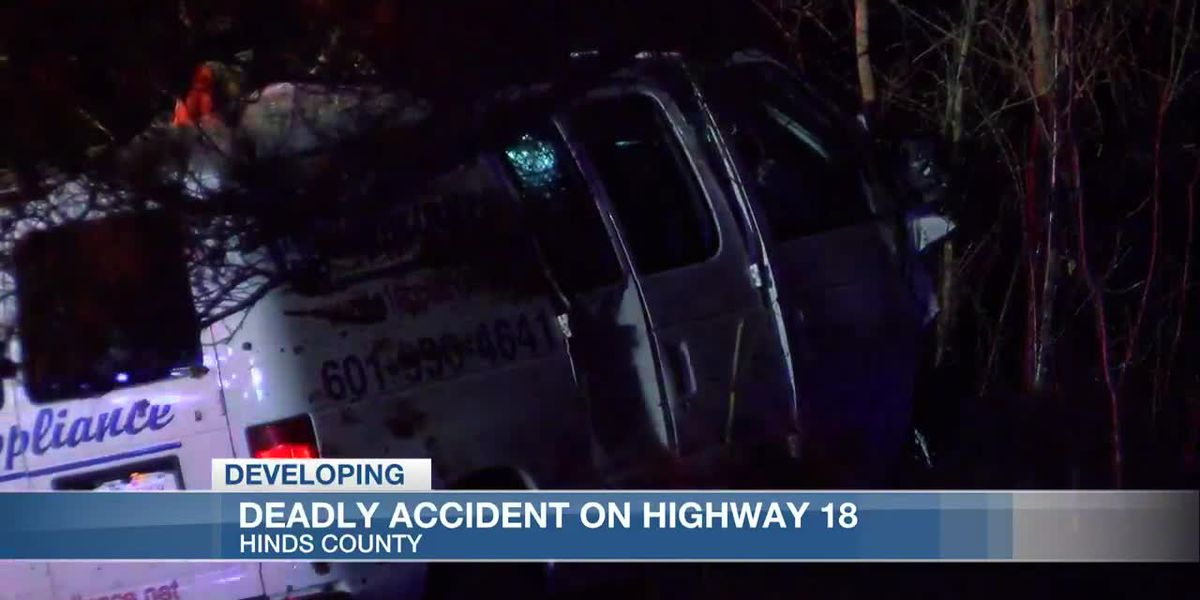 Deadly accident on Highway 18