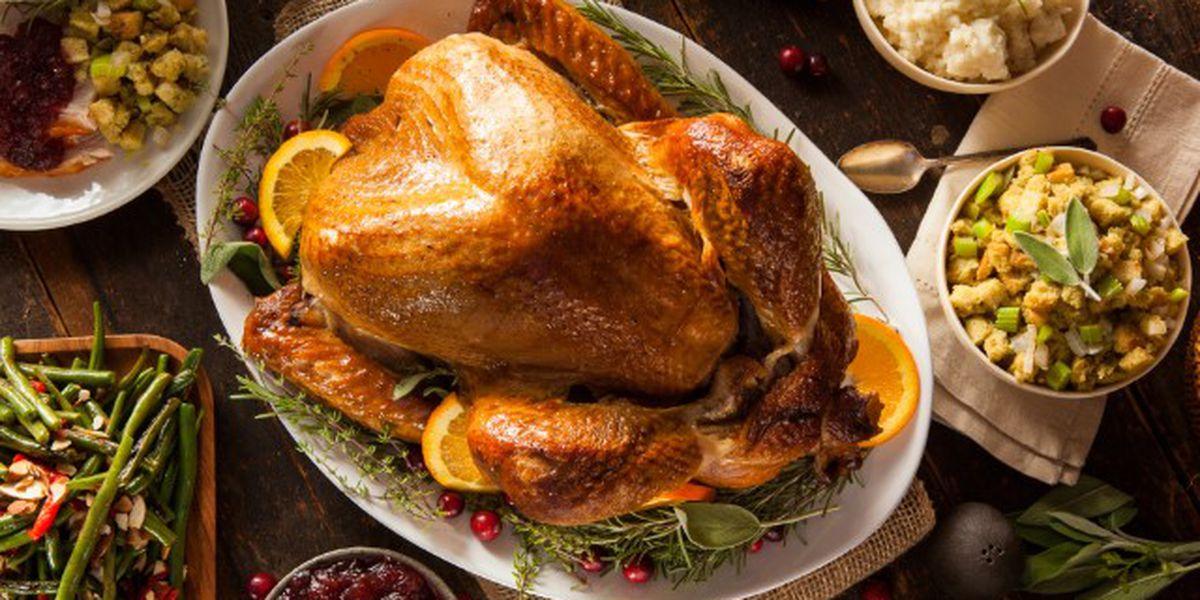 Restaurants open on Thanksgiving 2018