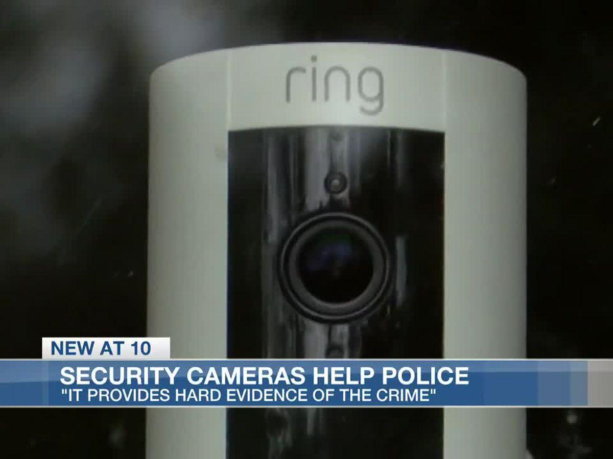 Security cameras help Brandon police make auto burglary arrests