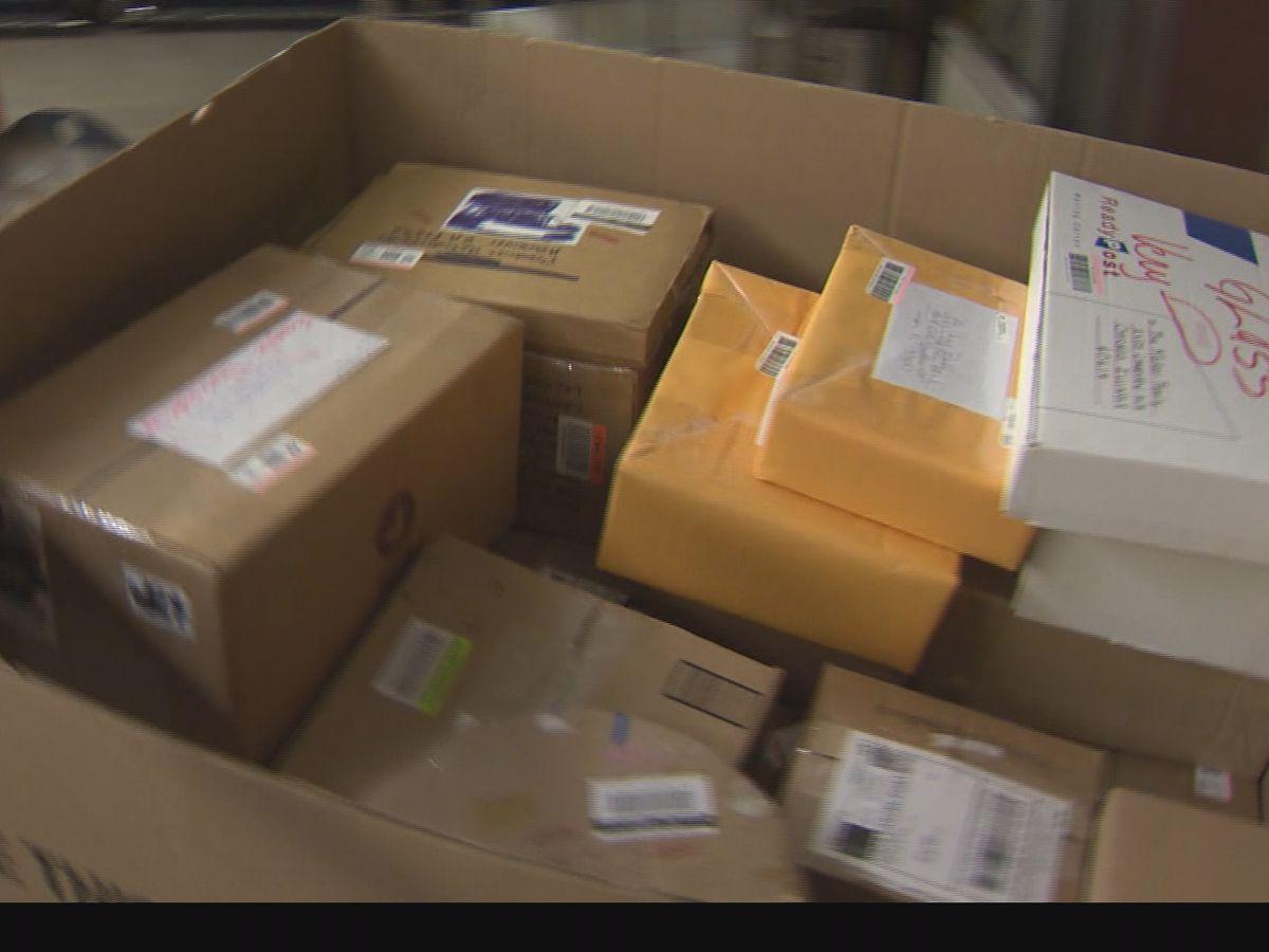 Authorities warn of 'Porch Pirates' on Amazon Prime Days