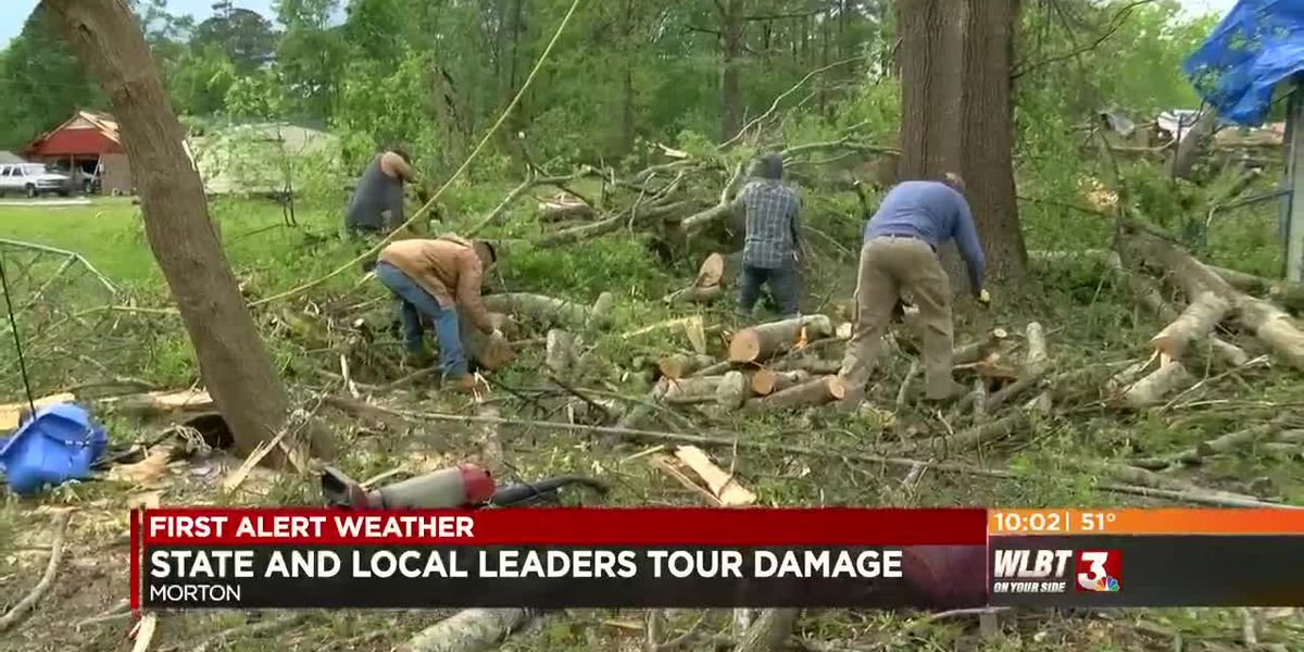 Scott Co. Damage Officials