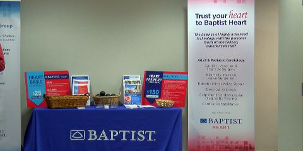 'Heart Day' held at Baptist Hospital to prevent heart disease