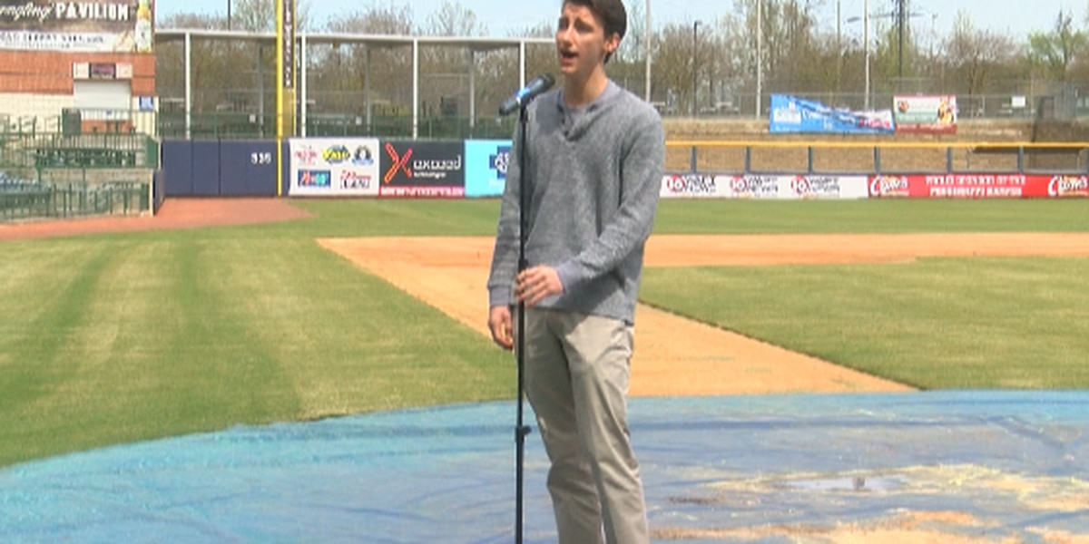 Miss. Braves hold national anthem, mascot auditions