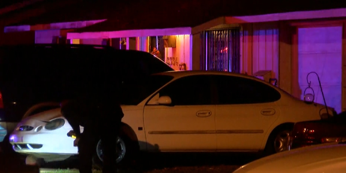 Man in critical condition after shot while sitting inside car on Oakview Dr.