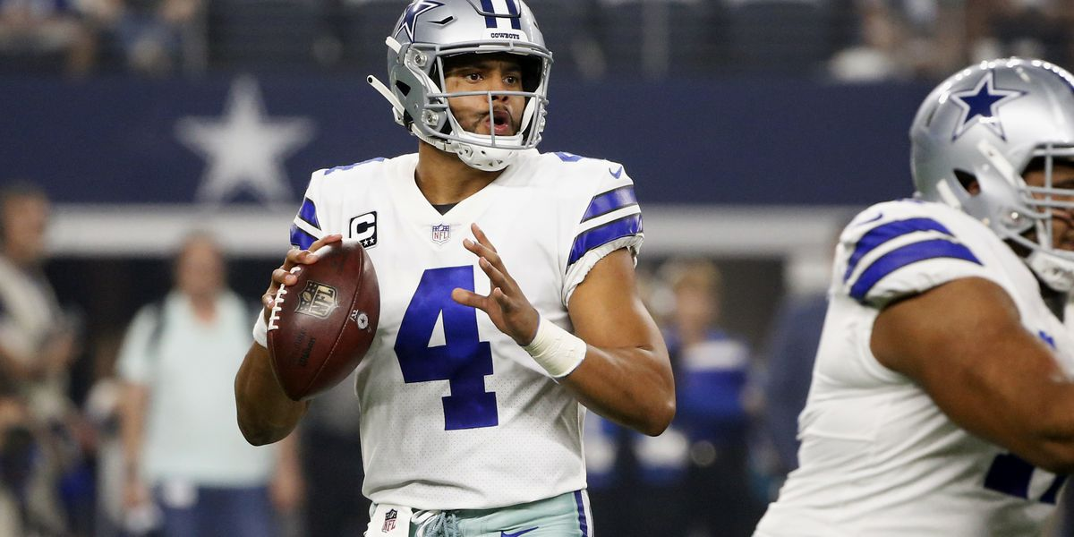 Jerry Jones backs Prescott as Cowboys QB
