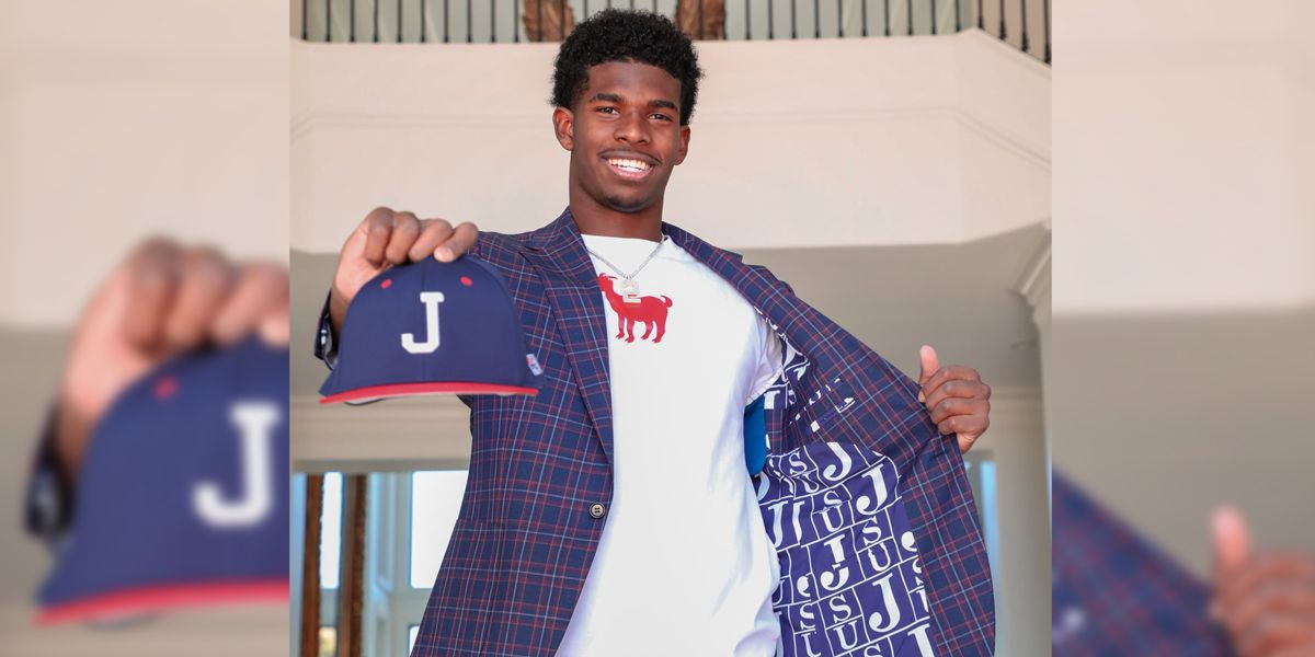 Deion Sanders' son commits to Jackson State