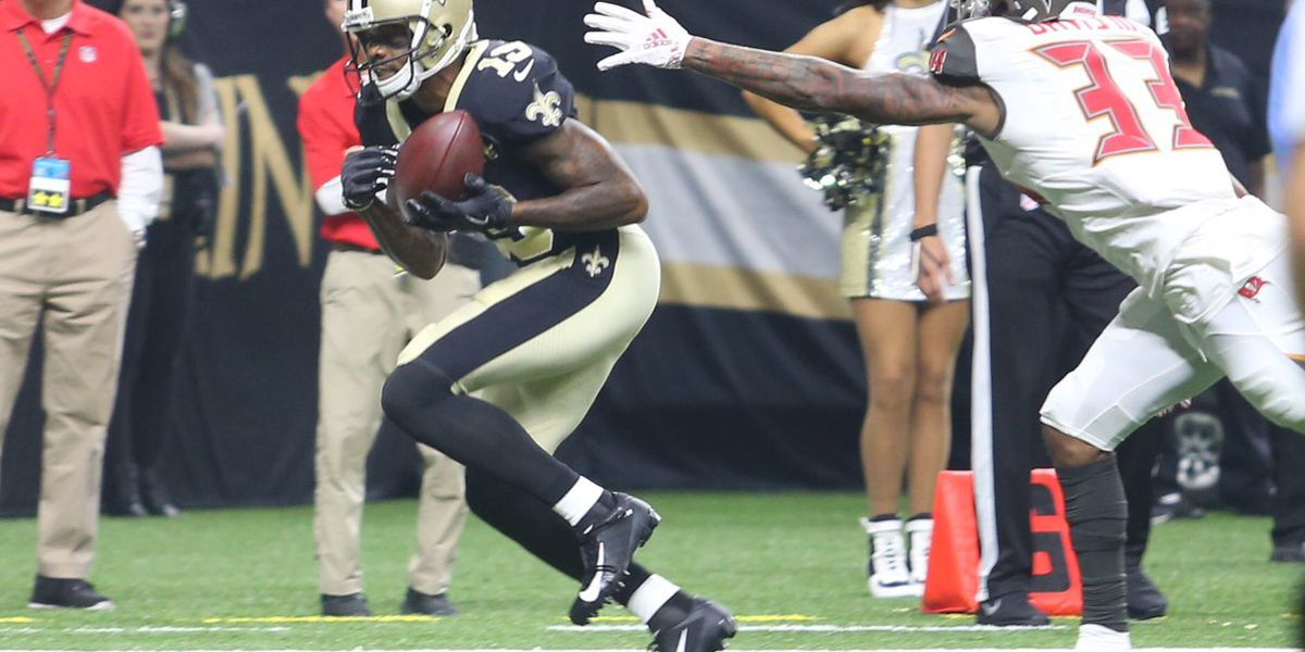 Saints week 7 injury report: Thursday