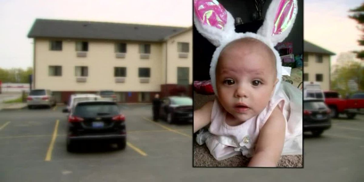 Baby found alive with dead parents in Michigan motel room