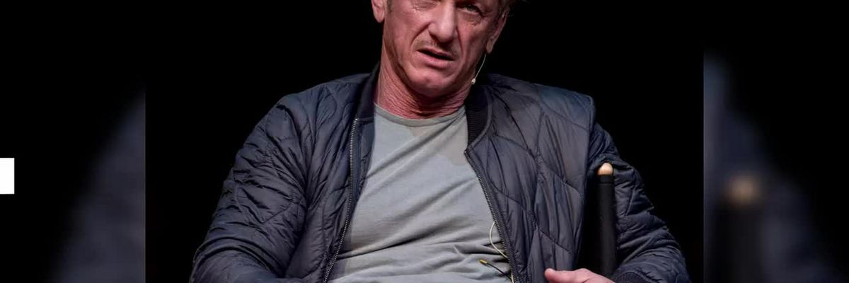 Sean Penn talks about the #MeToo movement
