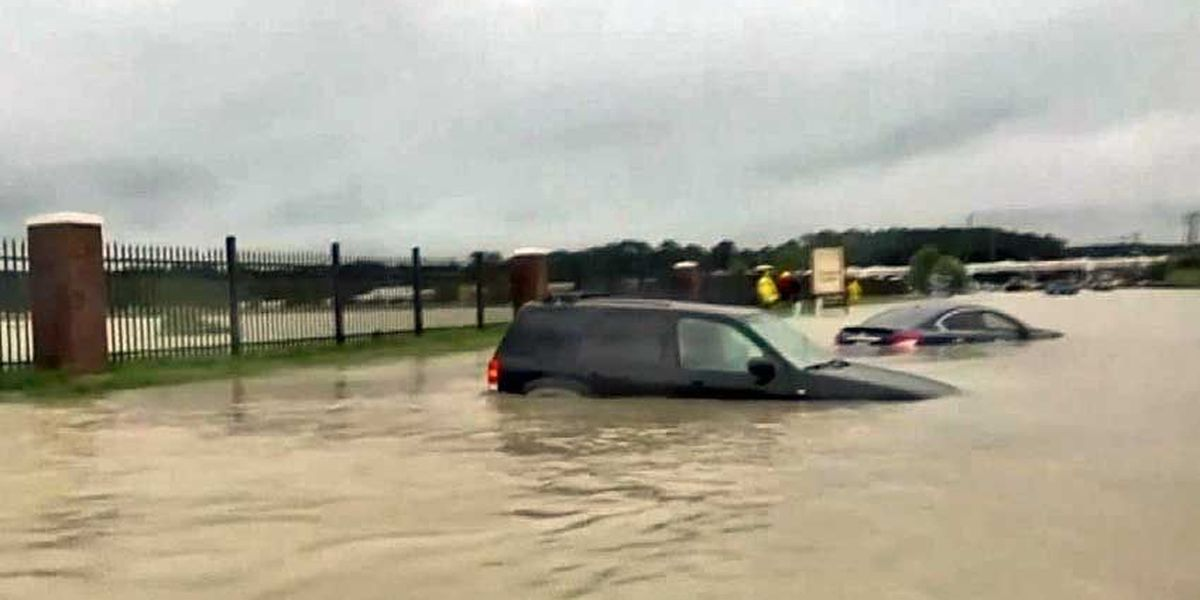 Beware of flooded cars being sold following recent storms