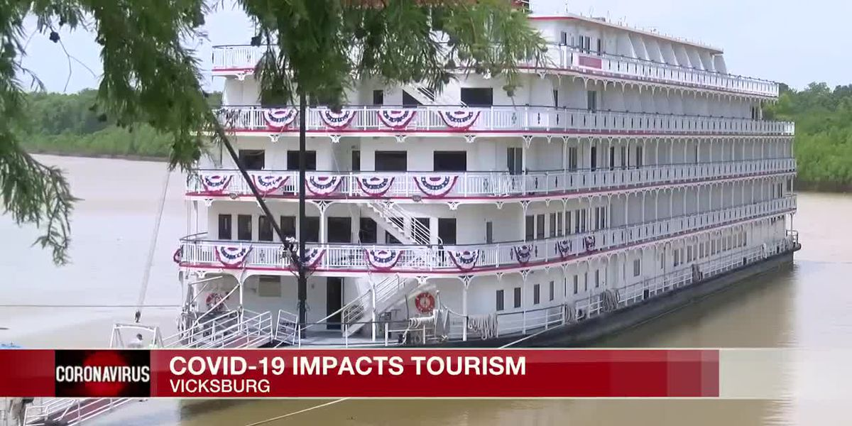 Vicksburg's tourism industry looking to bounce back after COVID shutdowns