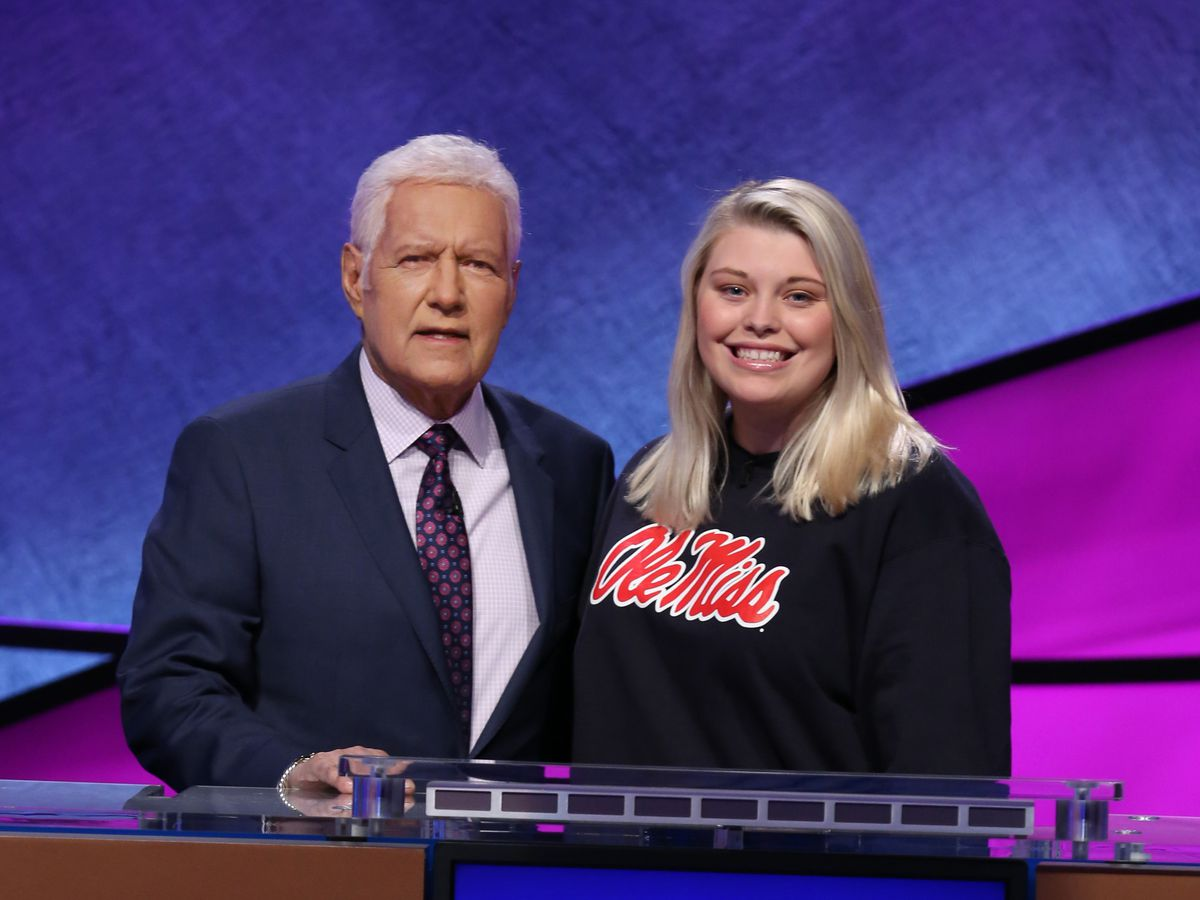 Ole Miss student competes on Jeopardy!