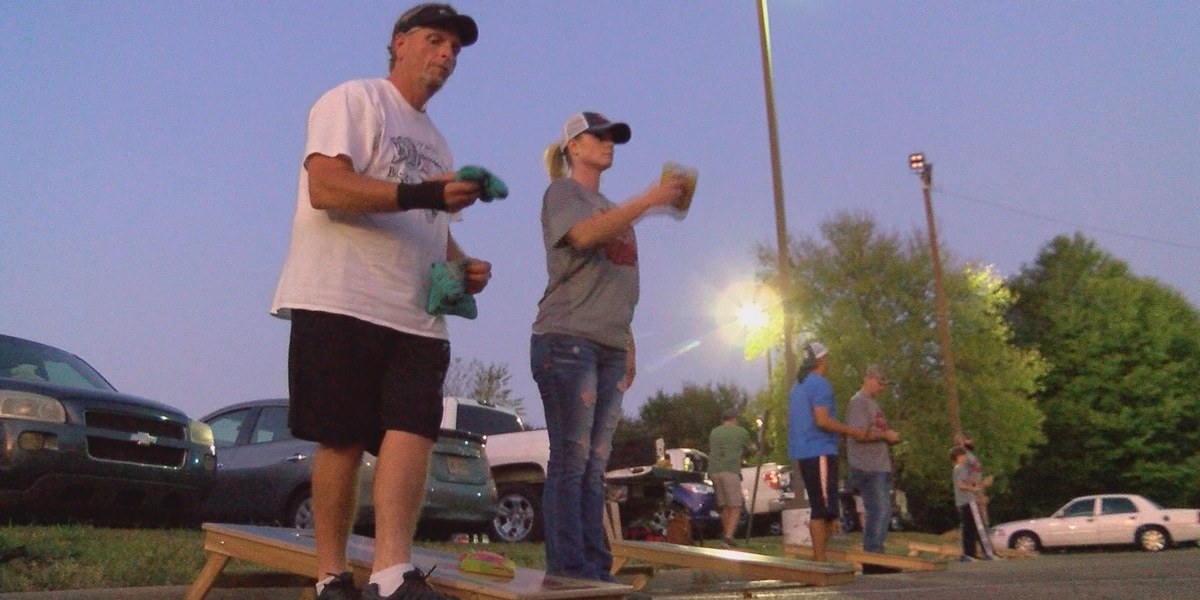 Local cornhole league introducing the game to all-comers