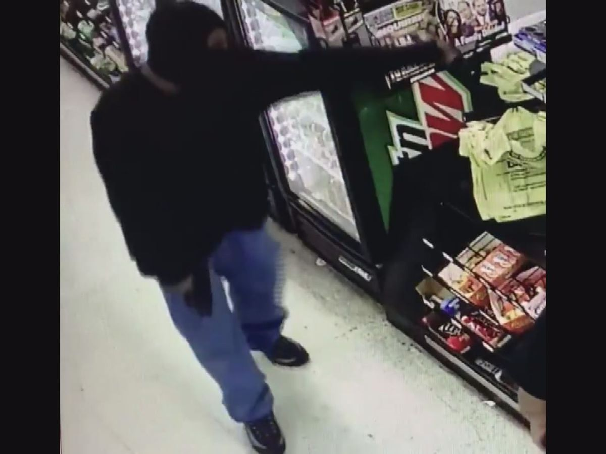 Surveillance footage released after attempted armed robberies at Jackson-area Dollar Generals