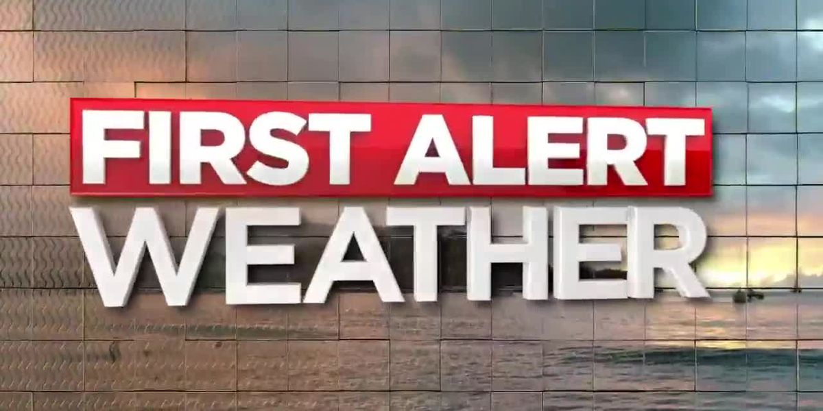 First Alert Forecast: unsettled,, stormy at times through Saturday