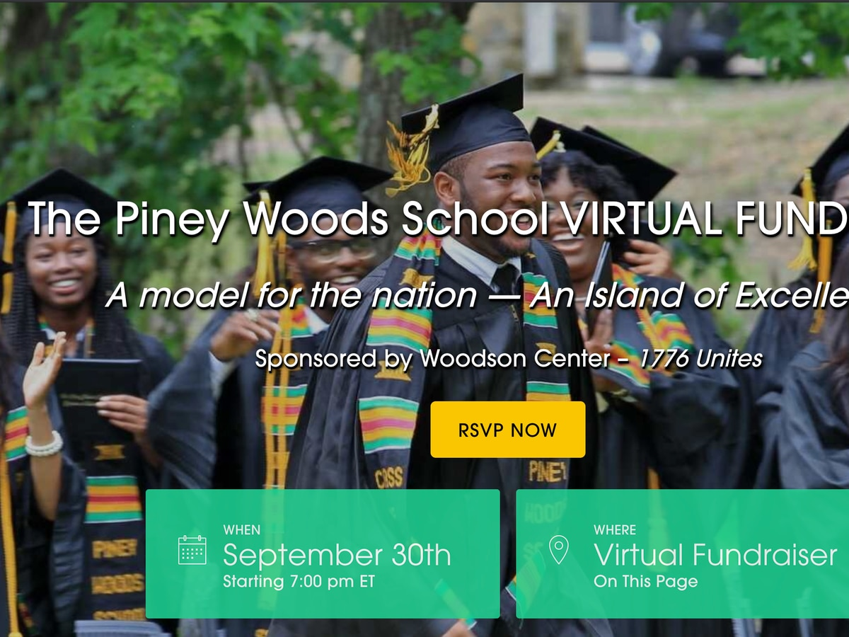 Piney Woods School to host virtual fundraising campaign for low-income students