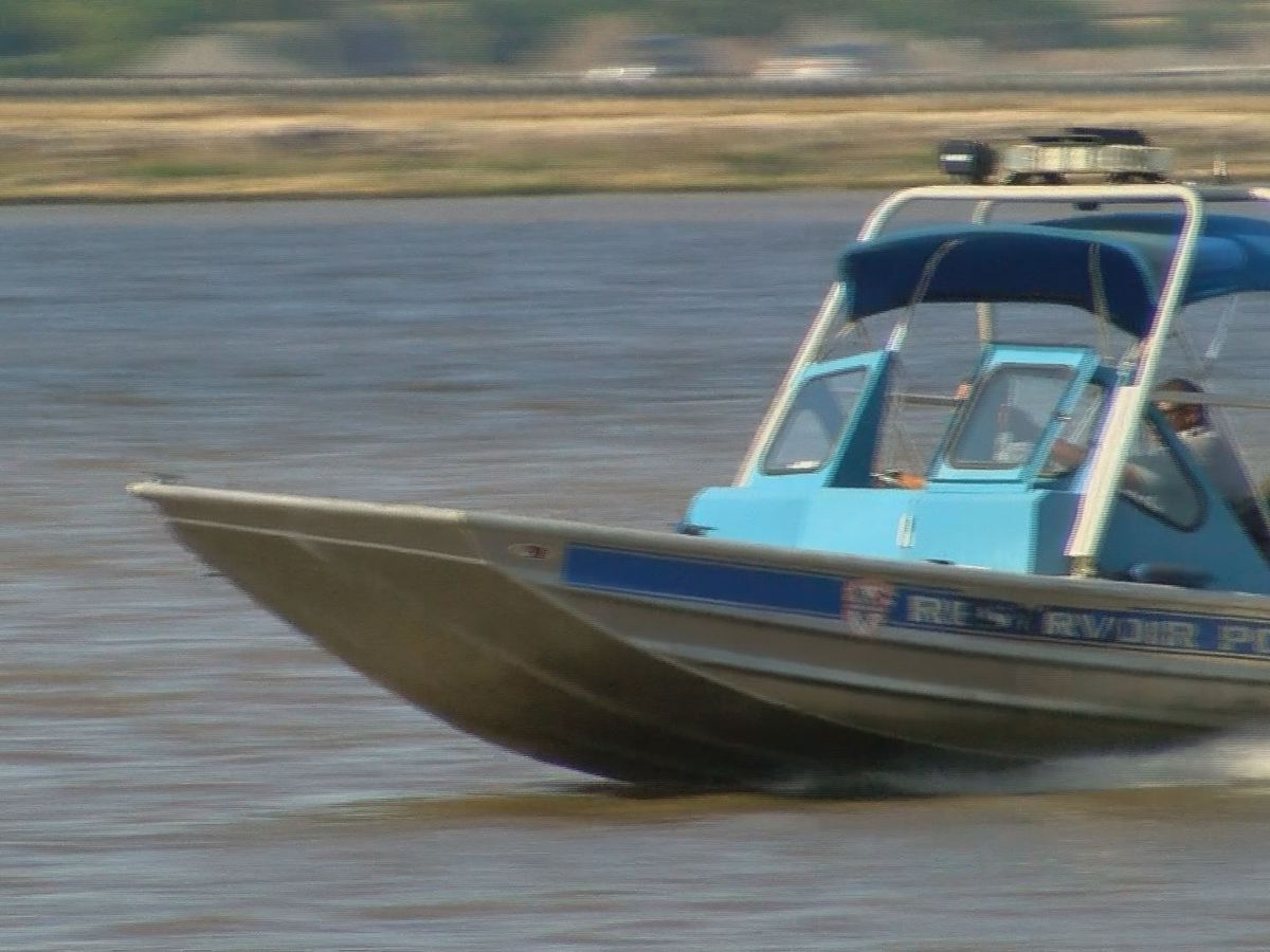 Reservoir police remind boaters of the rules this Memorial Day weekend
