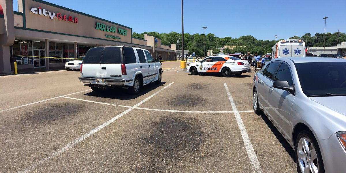 POLICE: Woman shot by ex-boyfriend at Meadowbrook shopping center