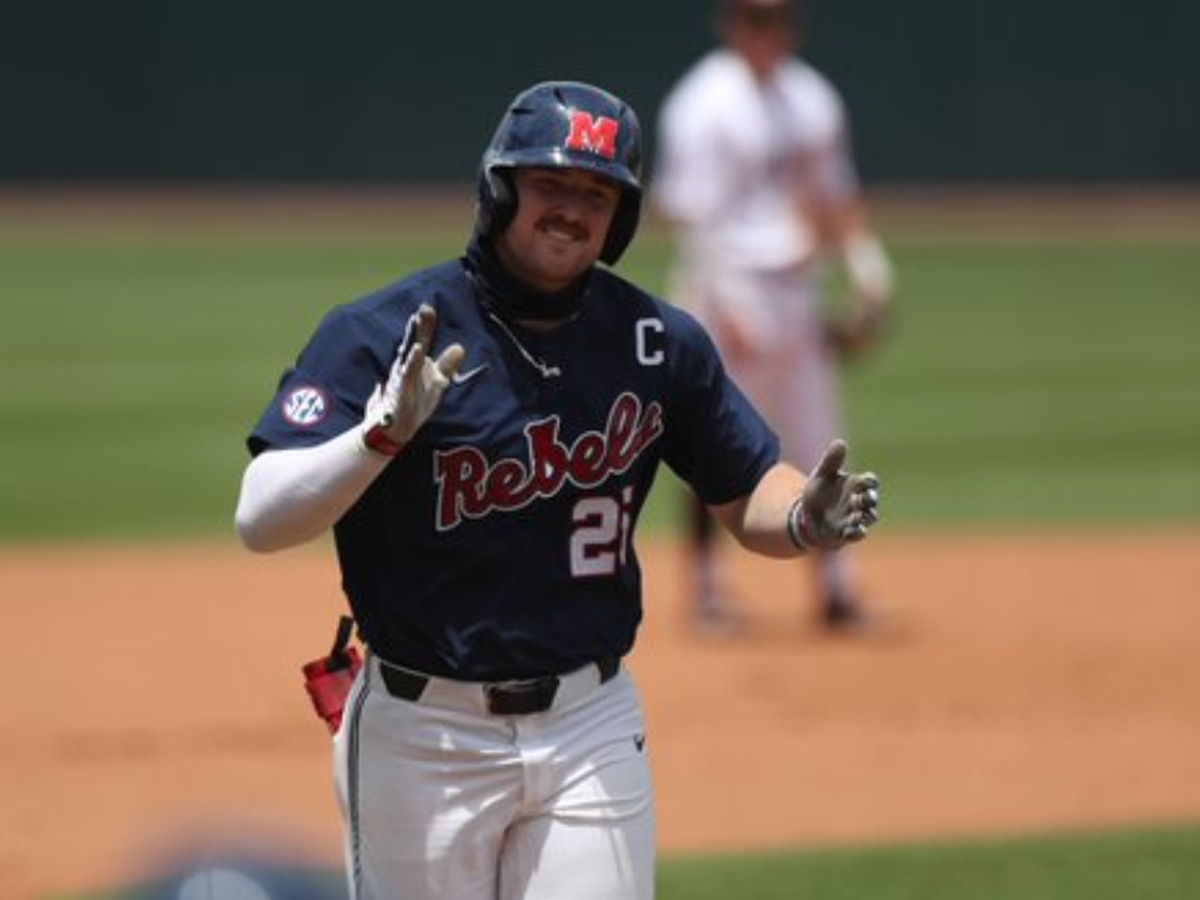 Elko home run highlights Ole Miss win