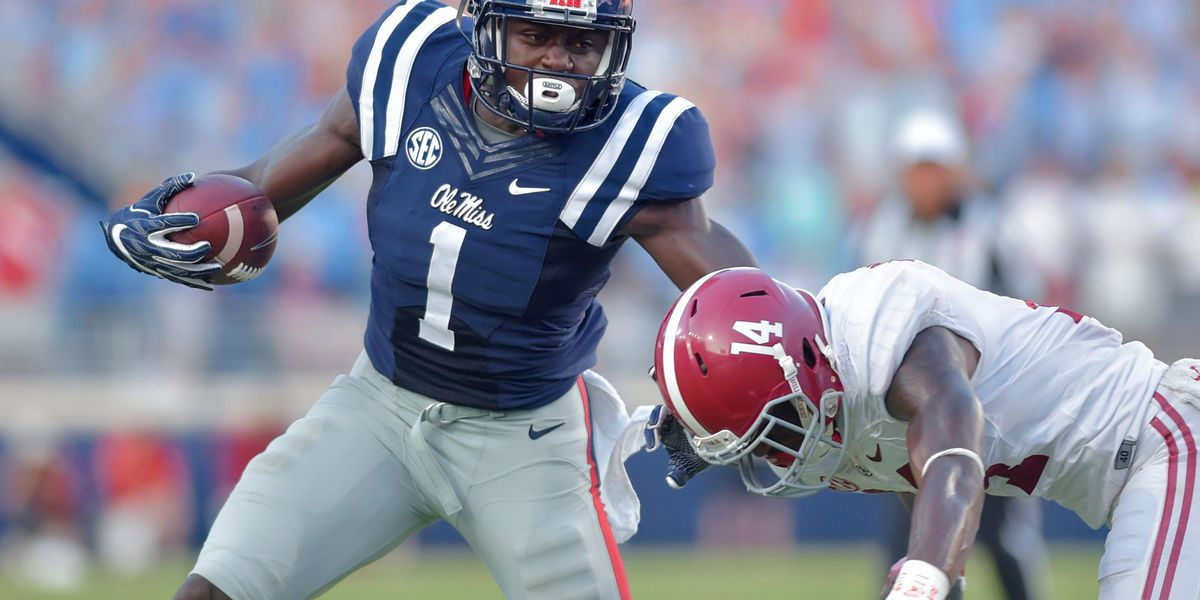 Ole Miss WR A.J. Brown declaring for NFL Draft