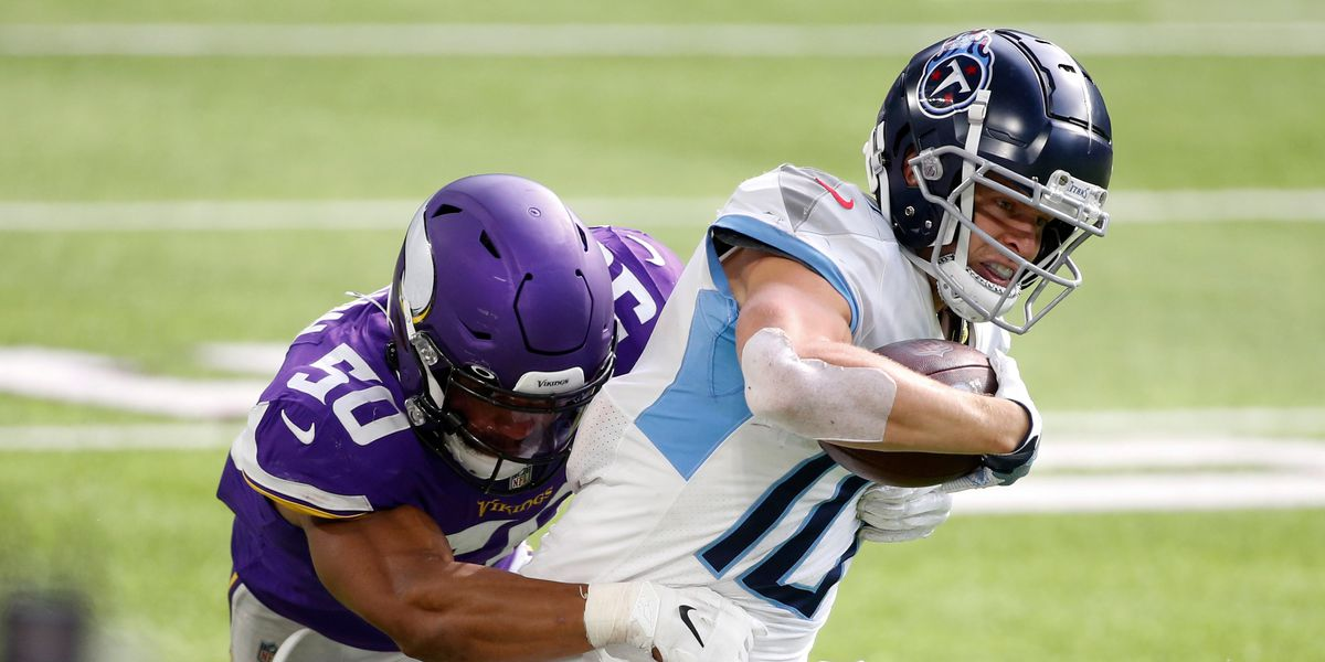 Titans have NFL's 1st COVID-19 outbreak; next game still on
