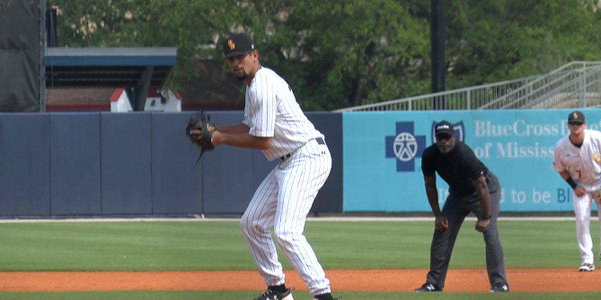 Southern Miss pitcher Nick Sandlin named C-USA Athlete of the Year