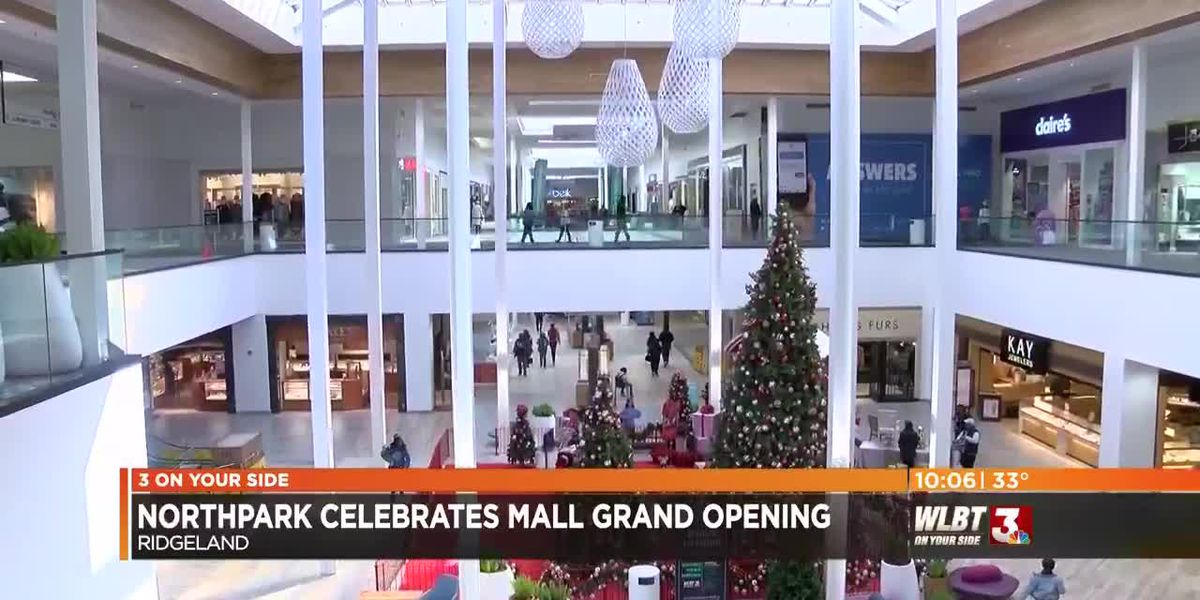 Northpark Mall celebrates grand makeover