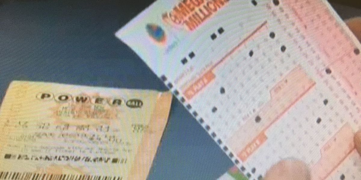 Large jackpot drawings happening this weekend for both Mega Millions and Powerball