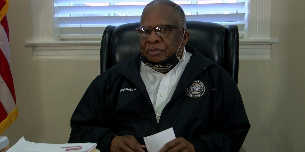 Vicksburg mayor calls for statewide mask mandate
