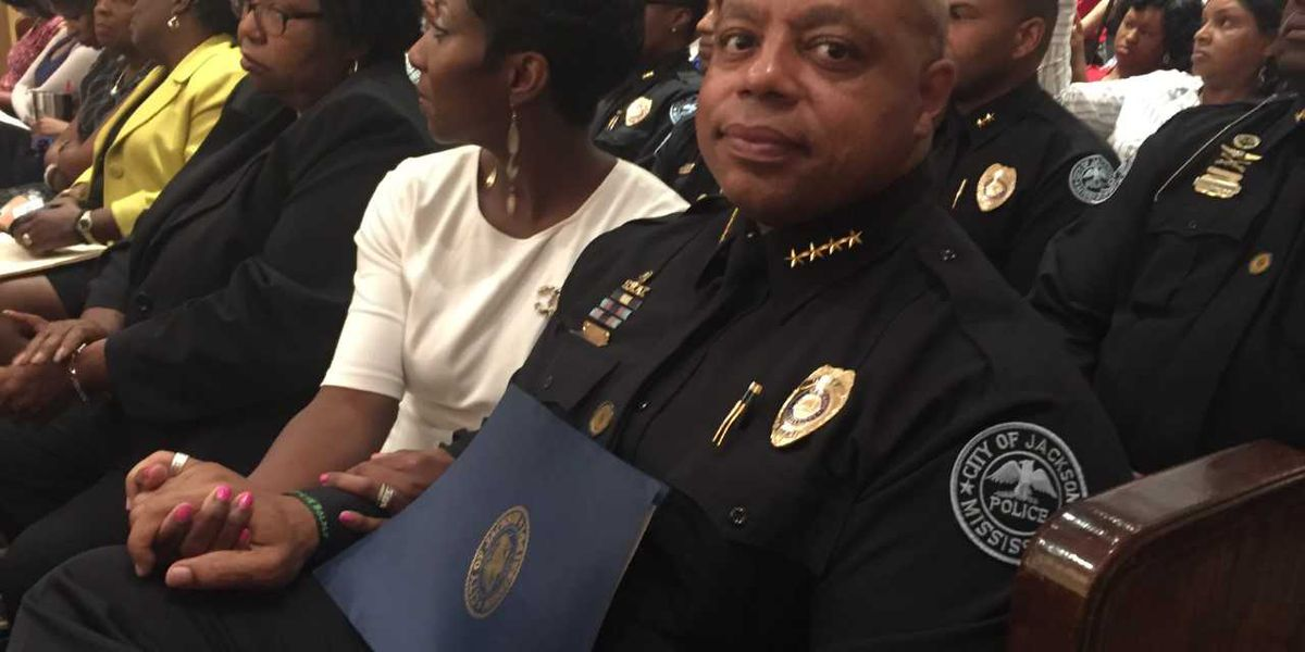 James Davis named police chief for city of Jackson