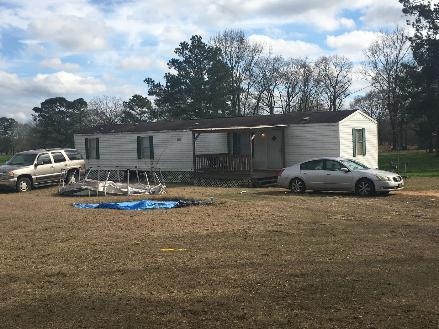 Pike County deputies were called to the home of 32-year-old Erica Hall on a disturbance call before she was murdered. Source: WLBT
