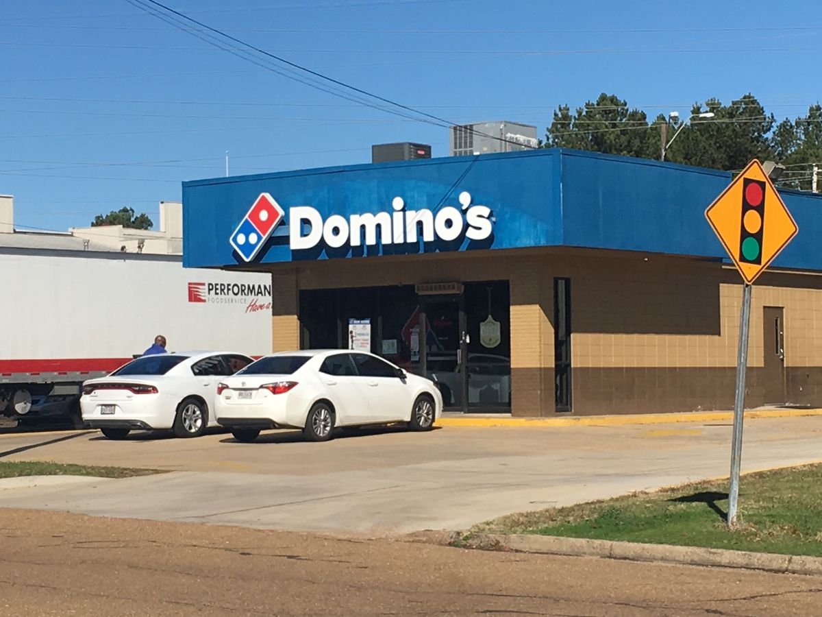 Domino's in Ridgeland deems north Jackson too dangerous for deliveries after dark
