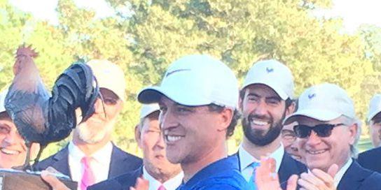 Cameron Champ wins Sanderson Farms for 1st PGA Tour title