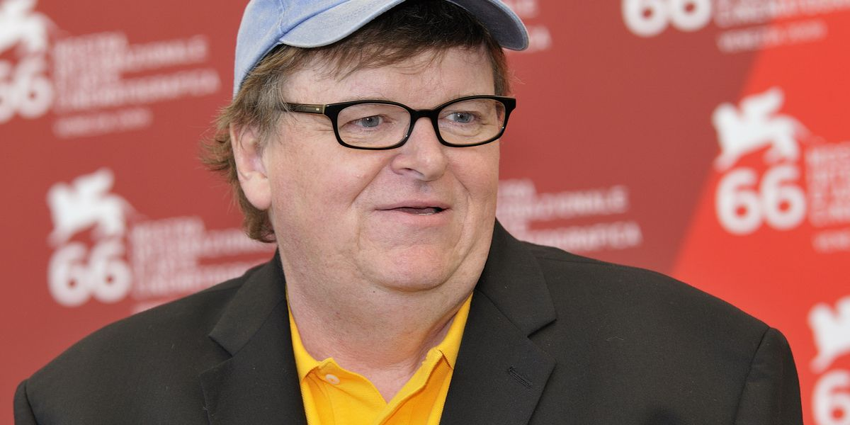 Director Michael Moore says don't believe the polls: 'The Trump vote is always... undercounted'