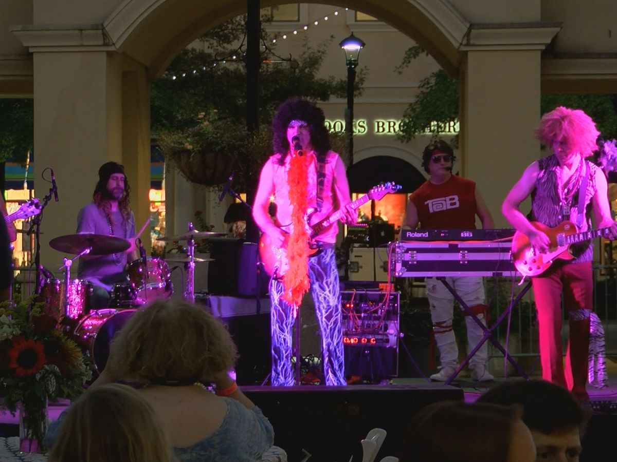 Local event helps raise money for burn foundation