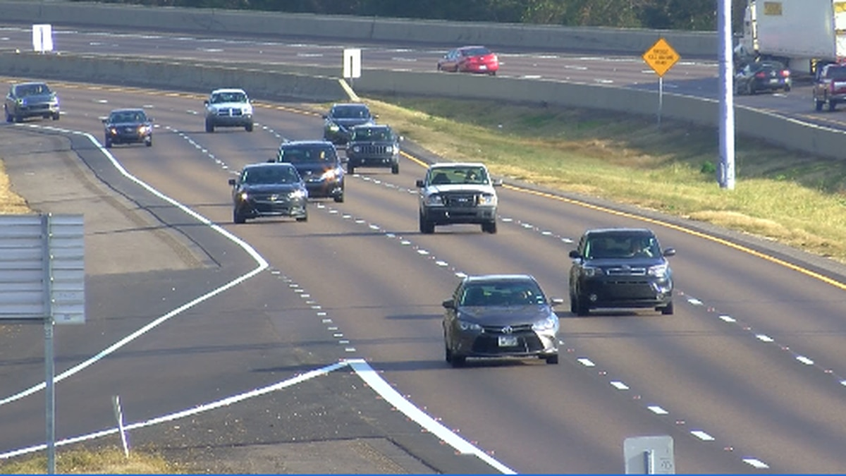 Buckle up for congested roads as people return home after Memorial Day