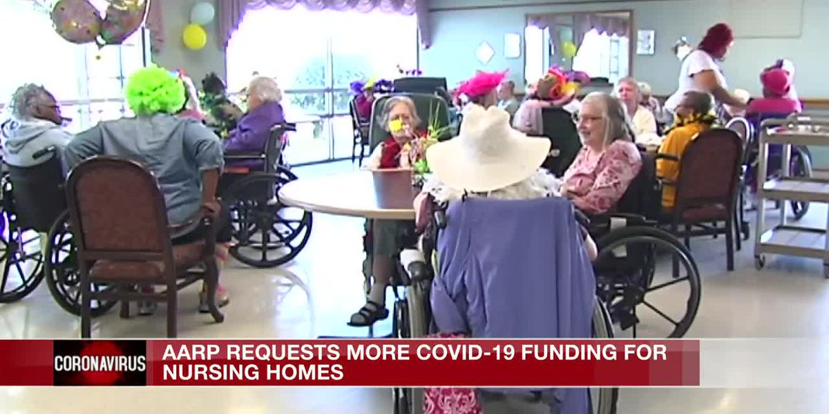 AARP requests more COVID-19 funding for nursing homes