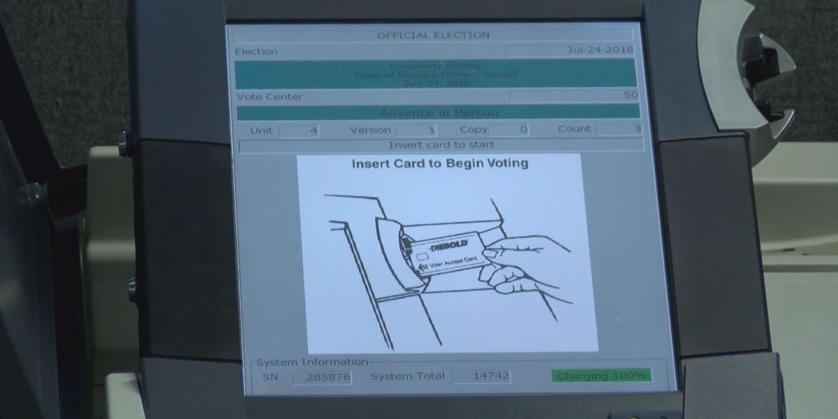 Lawsuit: Utility to blame for damage to voting machines