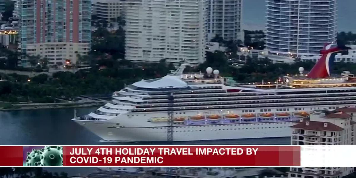 July 4th travel on hold due to coronavirus pandemic