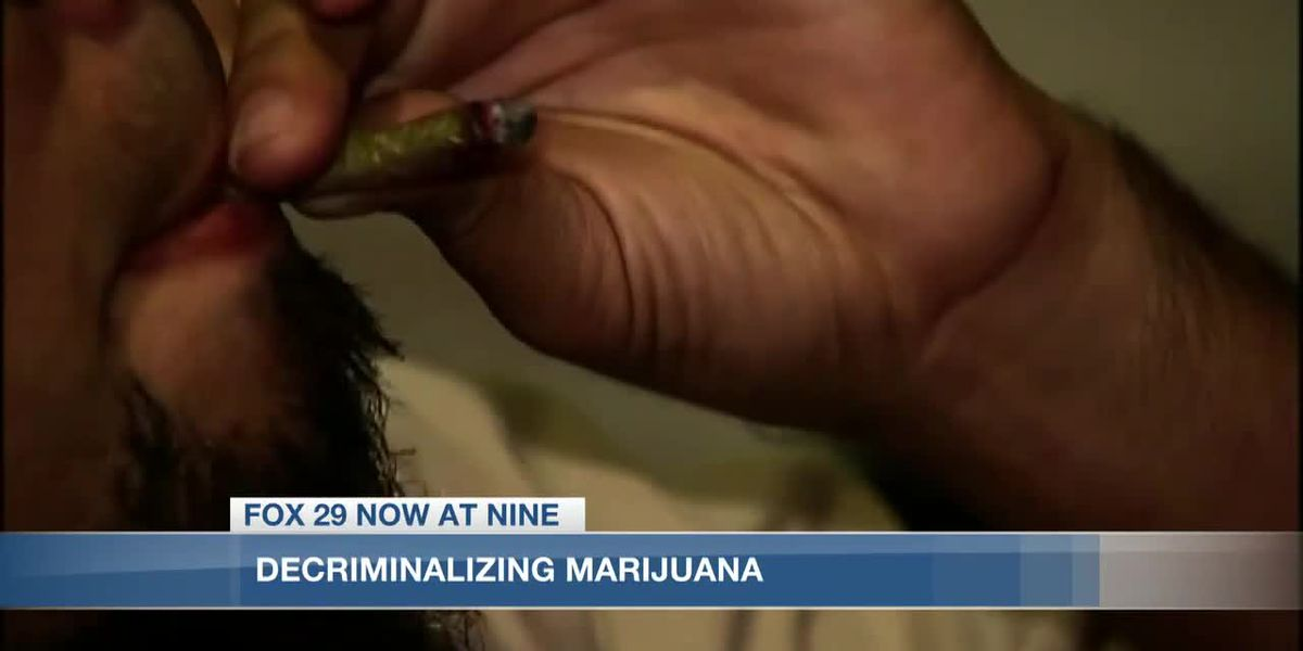 Louisiana House passes marijuana decriminalization bill