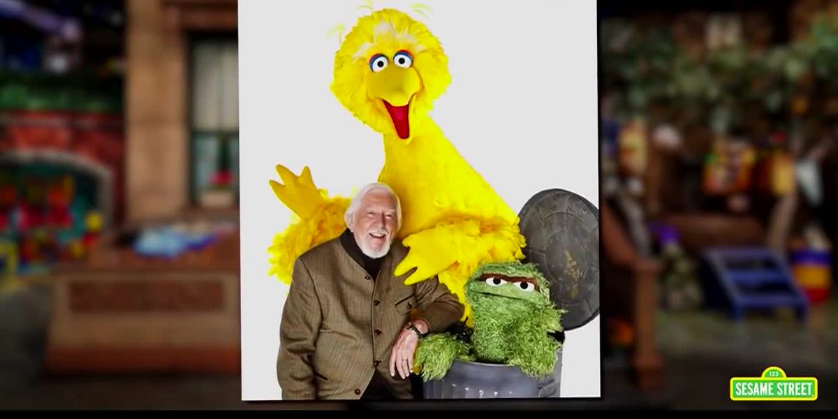 Caroll Spinney brought Big Bird, Oscar the Grouch to life as 'Sesame Street' puppeteer