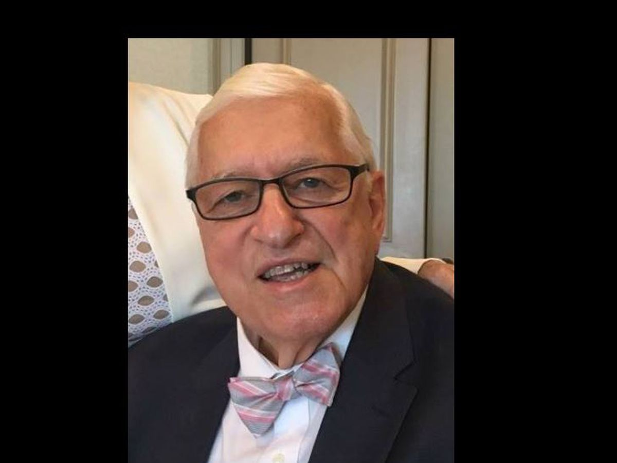 Rev. Kenneth Dean dies at age 83