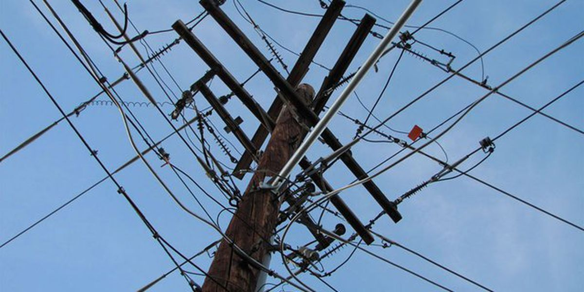 Entergy conducts rolling blackouts because of ice storm