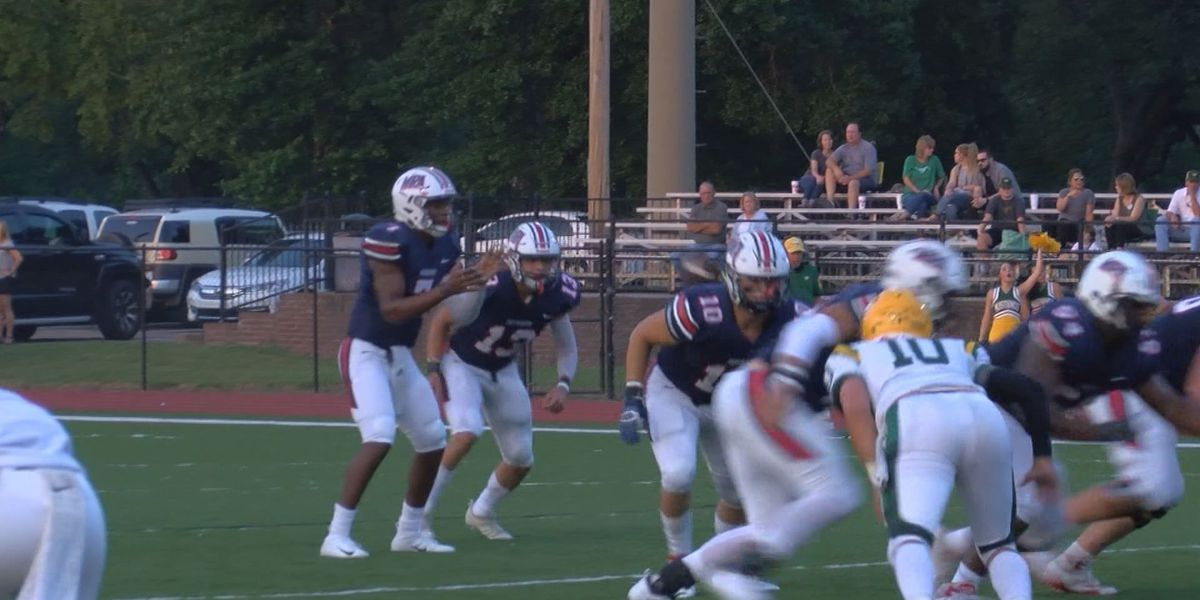 MRA tames the Mustangs, defeating Pillow 45-6