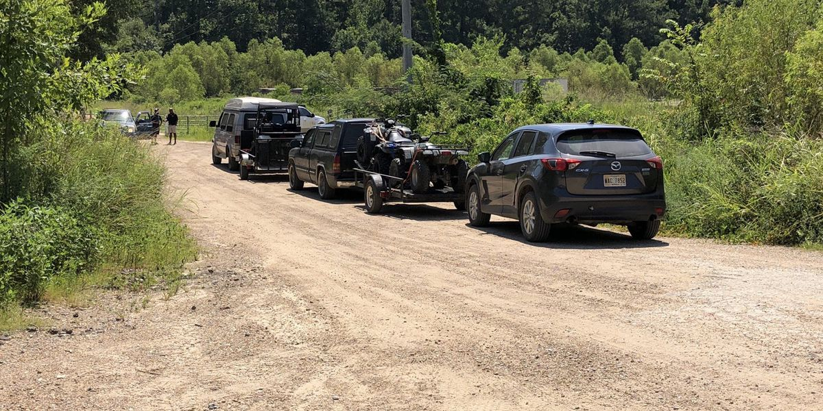 Police threaten to close road to Elton Swamp once 20 campers enter, owner says