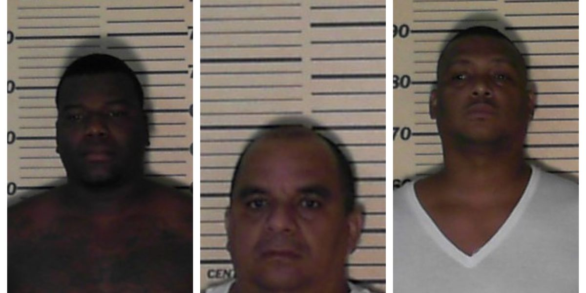 Three arrested in connection with string of house burglaries in Madison, Ridgeland, and Madison County