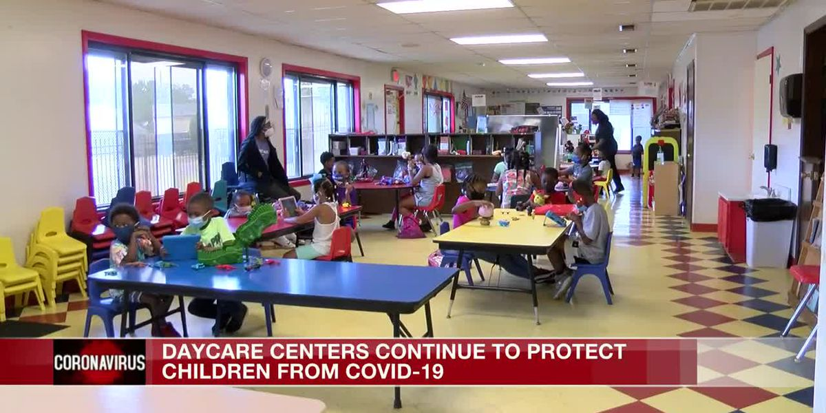 Childcare centers adjust as schools delay reopening