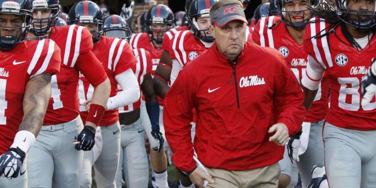 Ole Miss football vacating 33 wins