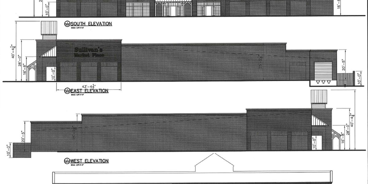 Grocery store site plan approved for Gluckstadt